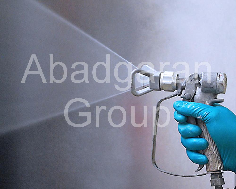ABADUR-550 پوشش اپوکسی نووالاک بدون حلال